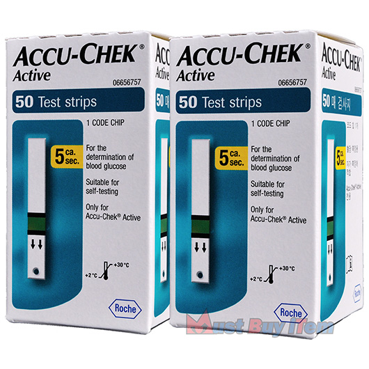 Glucose meters and test strips