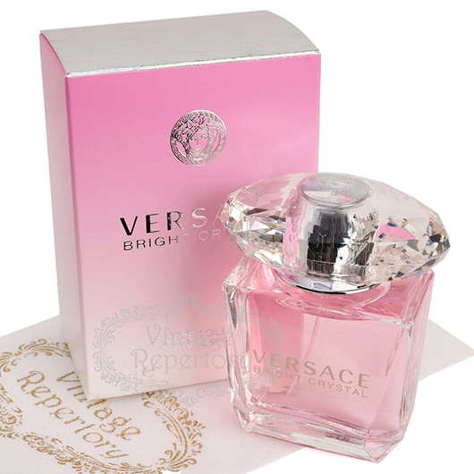 Bright Crystal By Gianni Versace For Womens Perfume Eau De Toilette EDT Fragrance Parfum Cologne Scent